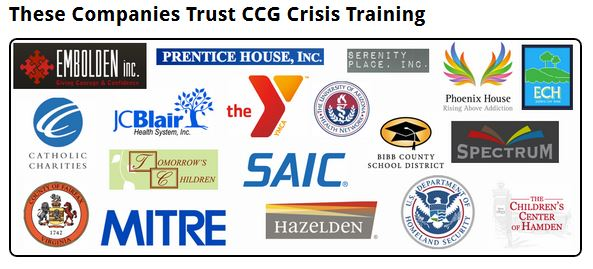 crisis intervention training washington dc